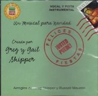 Felices Fiestas CD (CD-Audio)