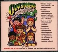 Cancionero Para Preescolares 2 CD (CD-Audio)