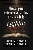 Manual Para Entender Versiculos Dificiles De La Biblia