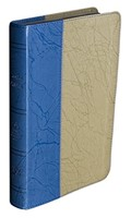 Biblia RVA 2015 Dos Tonos Piel Europea (Imitation Leather)