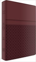 RVA 2015 Biblia Letra Grande Similar a Piel Guinda (Imitation Leather)