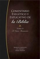 Comentario Exegetico y ExplicativoDe La BibliaTomo II