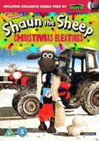Shaun The Sheep: Christmas Bleatings DVD (DVD)
