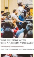 Worshiping With The Anaheim Vineyard (Paper Back)