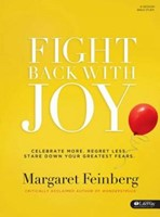 Fight Back With Joy - Bible Study Book