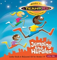 TeamKID: Jumping the Hurdles - Leader Guide & Enhanced CD (Loose-leaf)