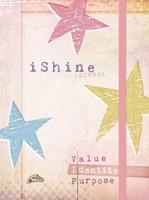 Journal: I Shine Value/Identity/Purpose (Elastic Band Book M (Hard Cover)