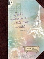 Journal: God's Splendor is a Tale that is Told Travel Journa (Hard Cover)
