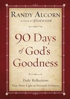 90 Days of God's Goodness (Hard Cover)