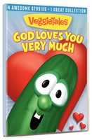 Veggie Tales: God Loves You Very Much DVD