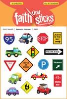 Heaven's Highway (Stickers)