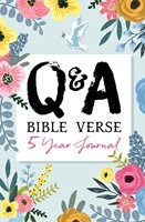Q&A Bible Verse 5-Year Journal (Hard Cover)