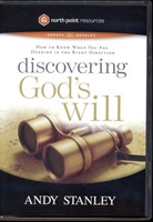Discovering God'S Will Dvd-Audio