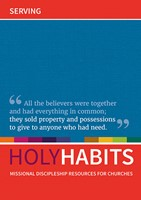 Holy Habits: Serving.