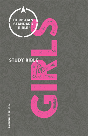 CSB Study Bible For Girls