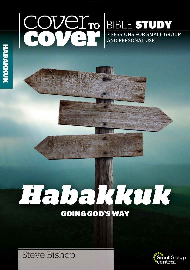 Cover to Cover Bible Study - Habakkuk