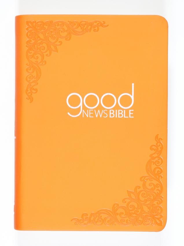 GNB Compact Soft Touch Orange
