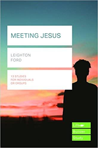 Lifebuilder: Meeting Jesus