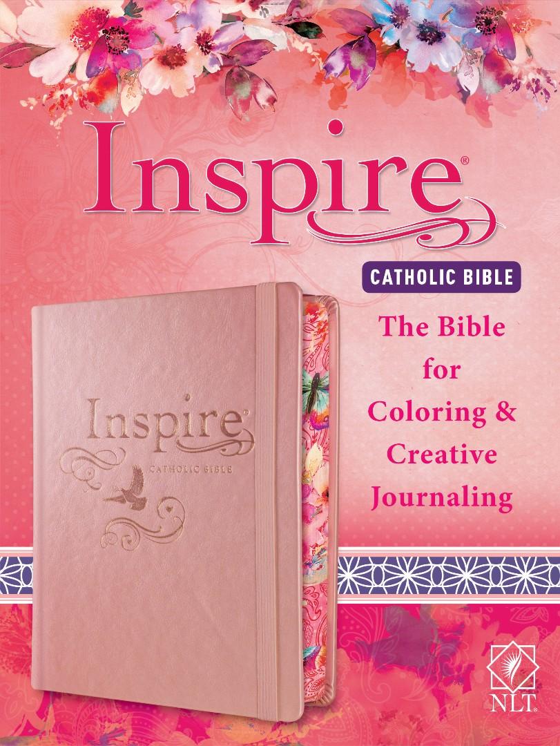 NLT Inspire Catholic Bible