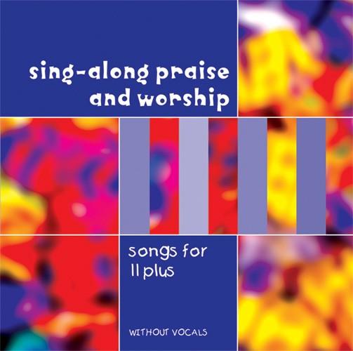 Sing-Along Praise And Worship CD