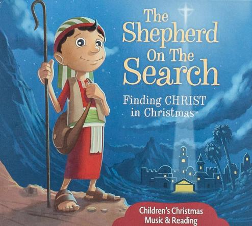The Shepherd On Search CD