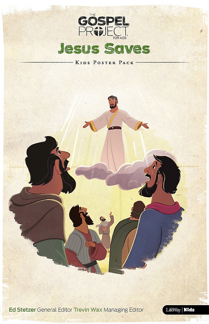 Gospel Project For Kids: Poster Pack, Fall 2017