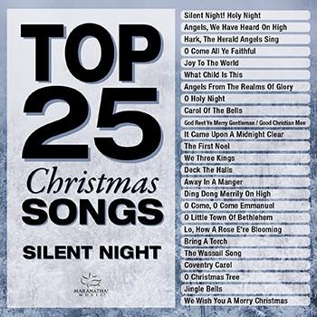 Top 25 Christmas Songs: Silent Night CD