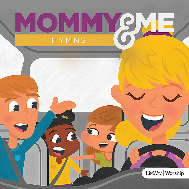 Mommy And Me Hymns CD
