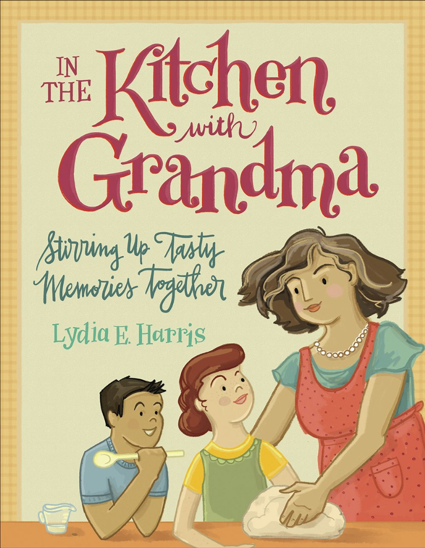 In the Kitchen with Grandma