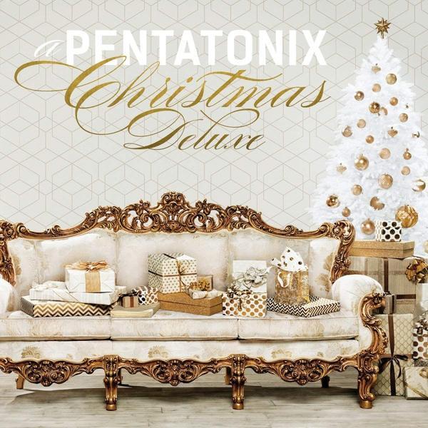 Pentatonix Christmas Deluxe Edition CD, A