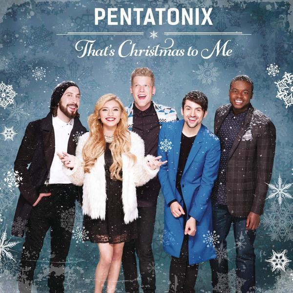 That's Christmas To Me CD