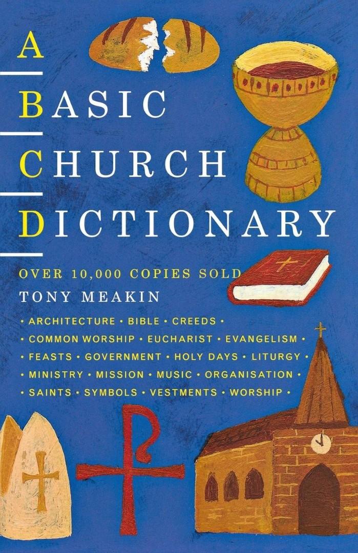 Basic Church Dictionary, A