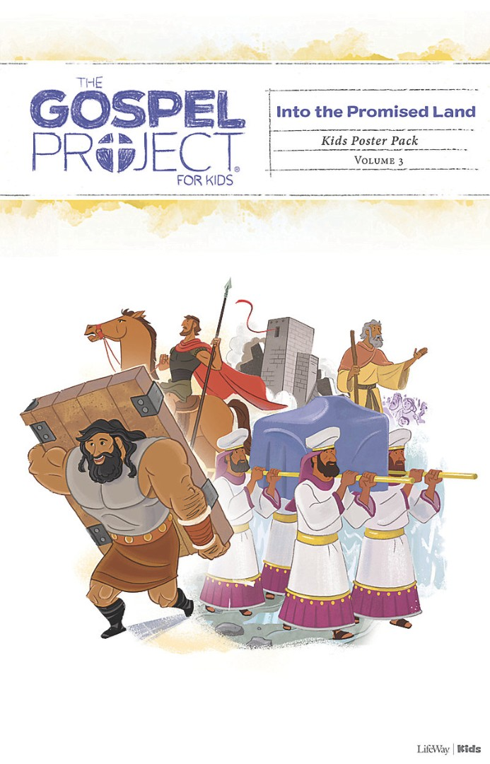 Gospel Project For Kids: Poster Pack, Spring 2019