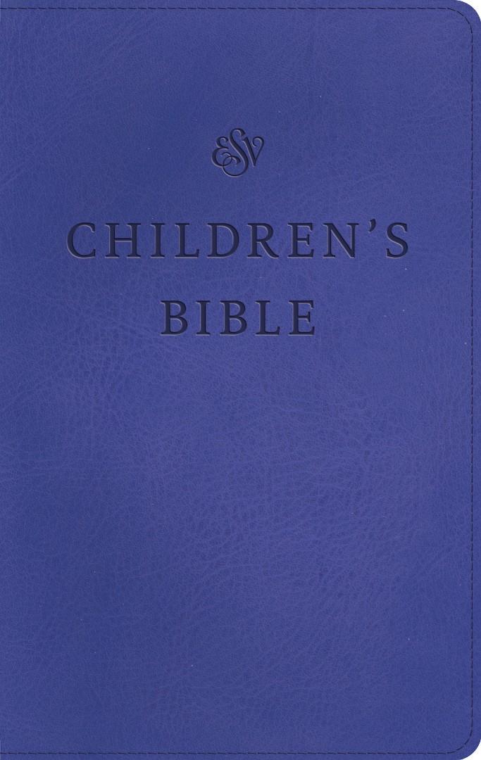 ESV Children's Bible, TruTone, Purple
