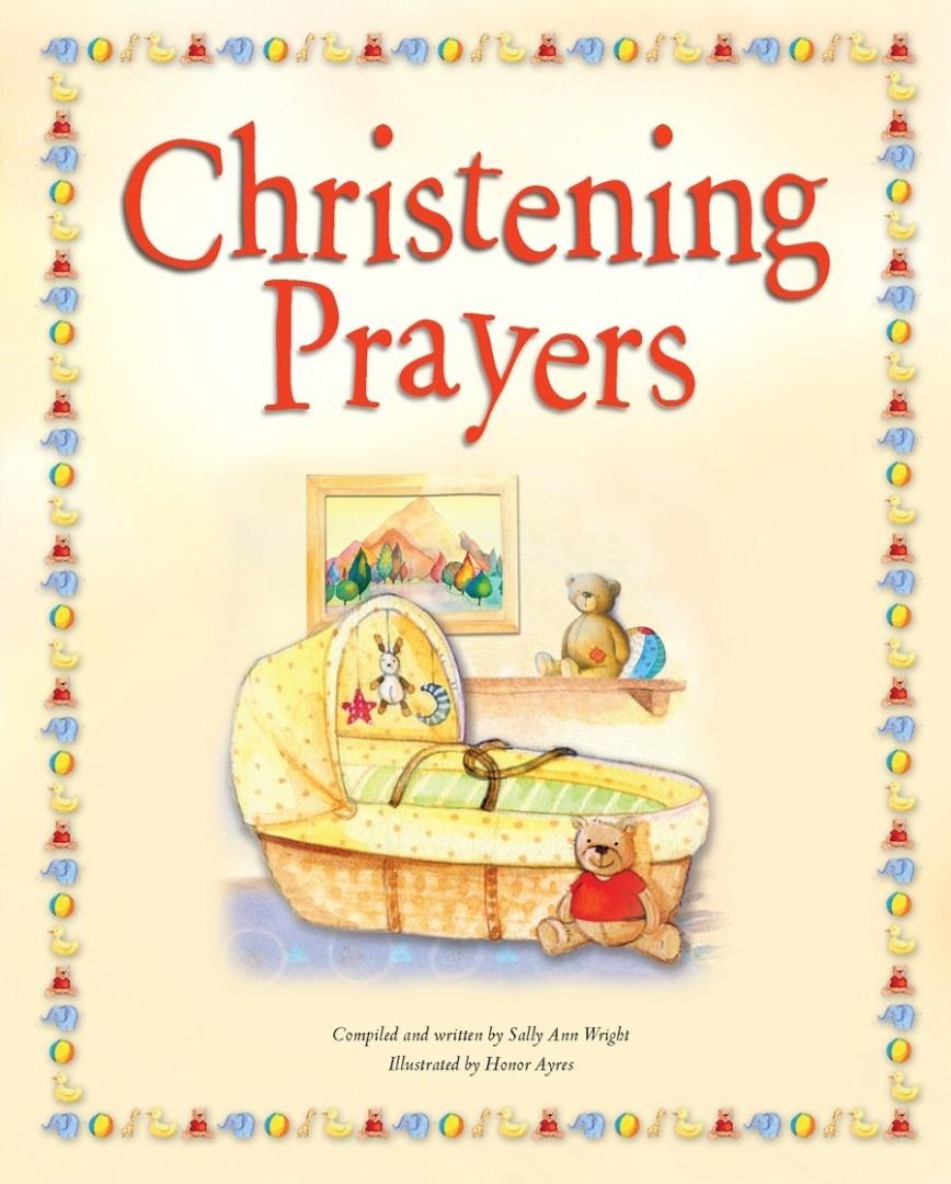 Christening Prayers