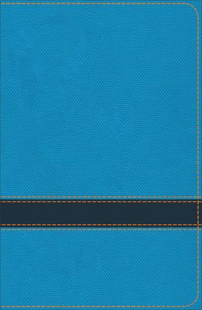 KJV Study Bible for Boys, Ocean/Navy