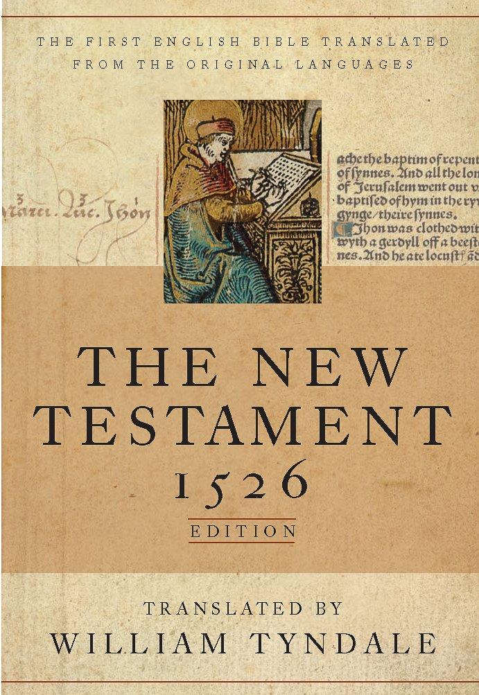 Tyndale New Testament, 1526 Edition