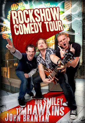 Rockshow Comedy Tour DVD
