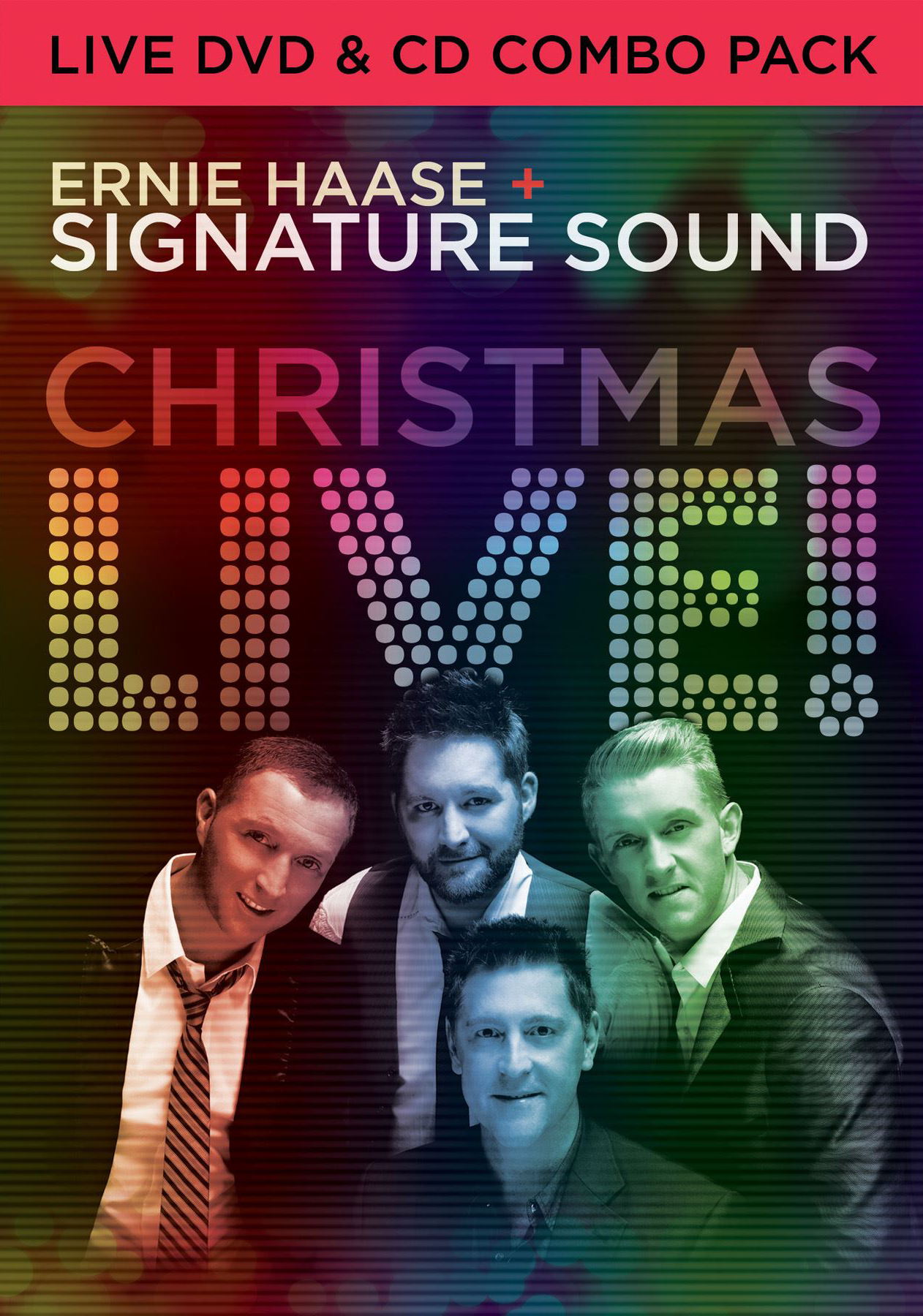 Ernie Haase Signature Sound Christmas Live! CD and DVD