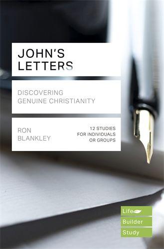 Lifebuilder: John's Letters