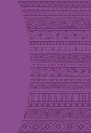 KJVER Sword Study Bible Giant Print, Purple, Indexed