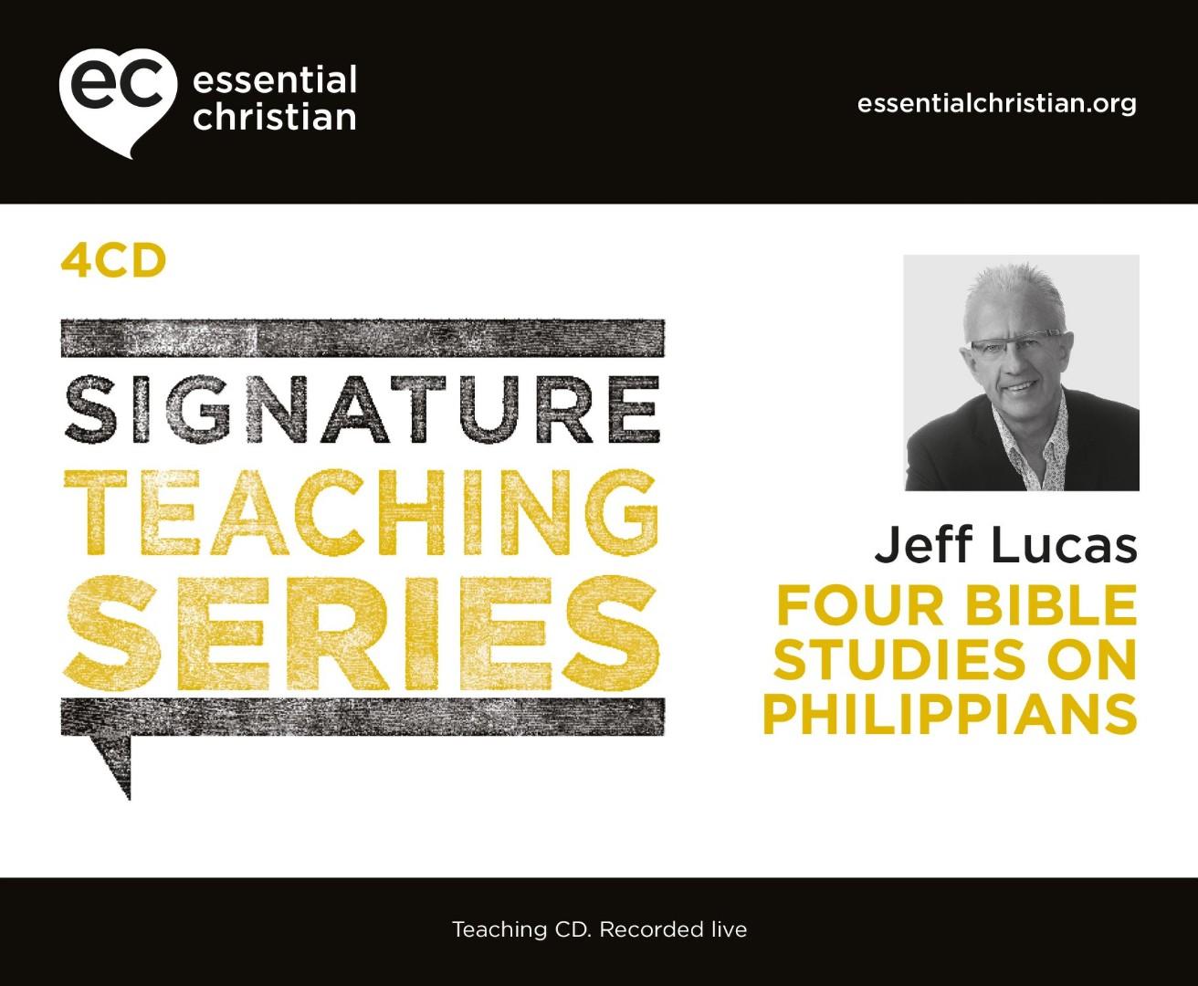 Signature Teaching Series: Philippians CD