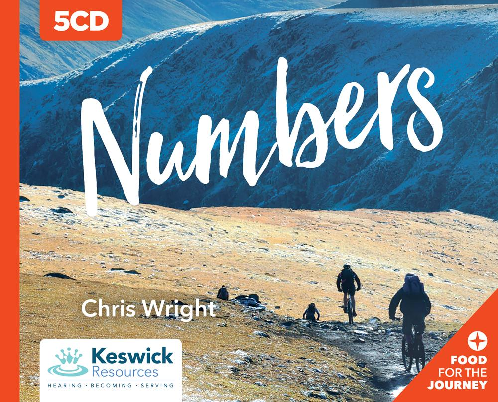 Food for the Journey: Numbers CD