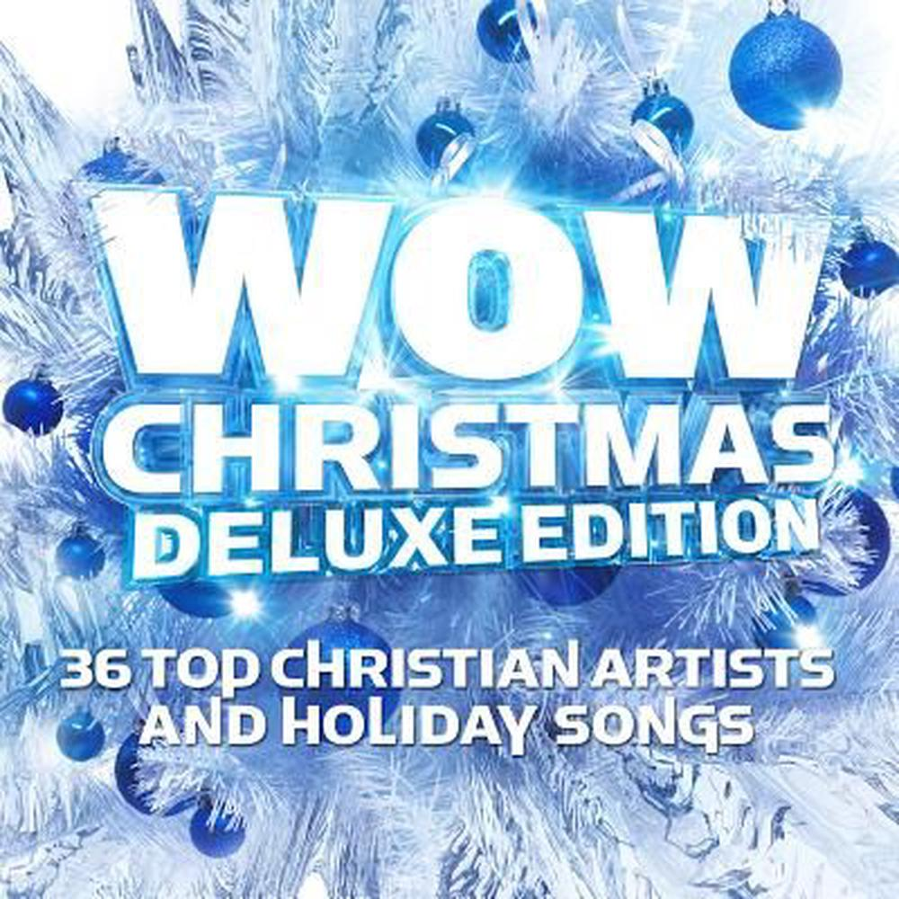 Wow Christmas Deluxe Edition Blue