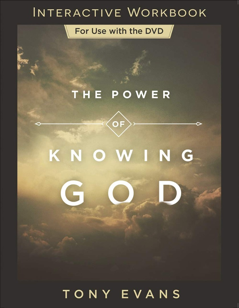 The Power of Knowing God Interactive Workbook