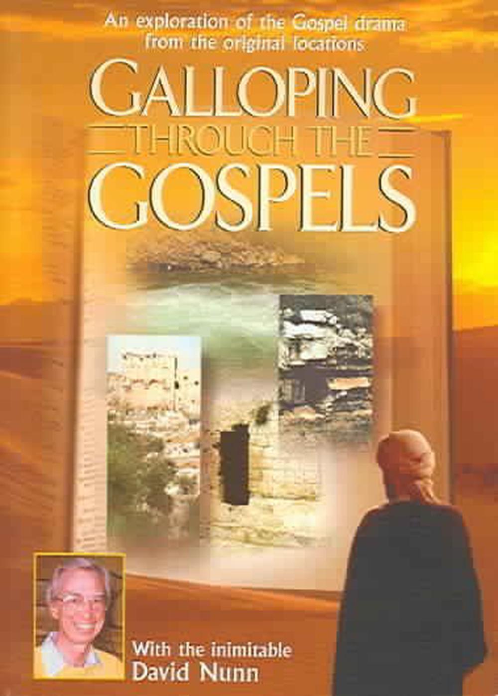 Galloping Through The Gospels DVD