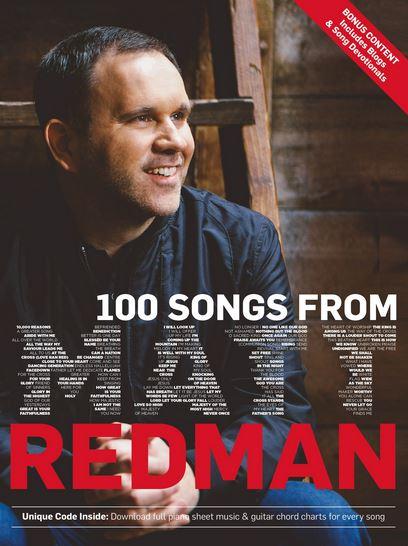 100 Songs from Matt Redman Songbook