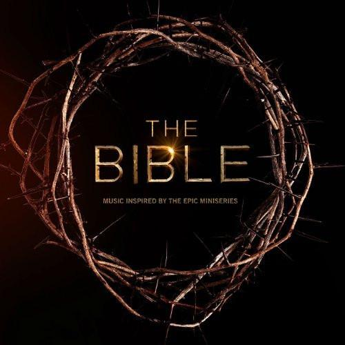 Bible: Music Inspired by the Epic Mini Series CD