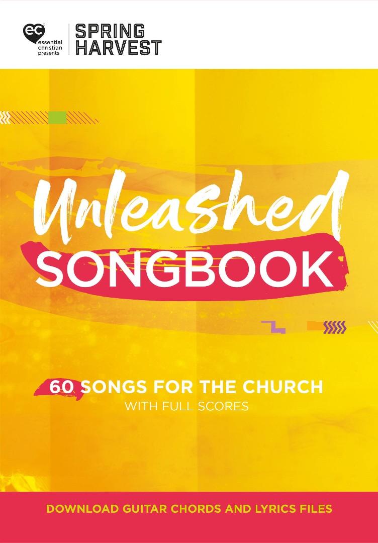 Spring Harvest 2020 Songbook: Unleashed