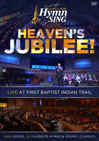 Gospel Music Hymn Sing Heaven's Jubilee! DVD